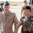 King Philippe and King Abdullah