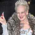 Queen Margrethe