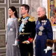 Crown Princess Mary, Crown Prince Frederik and Queen Margrethe