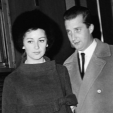 Princess Paola and Prince Albert, 1962