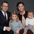 The Swedish Crown Princess Family