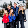 The Dutch Royals in Lech