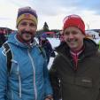 Prince Frederik and Prince Haakon