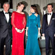 King Philippe, Queen Mathilde, Crown Princess Mary and Crown Prince Frederik