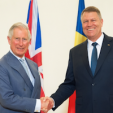 The Prince of Wales and the Romanian President