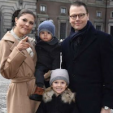 Crown Princess Victoria and family