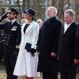 Prince Carl Philip and Princess Victoria