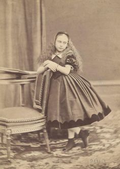 Princess Beatrice of the United Kingdom as a child; copyrights expired