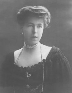 Princess Alexandra of Saxe-Coburg and Gotha, Princess of Hohenlohe-Langenburg; copyright expired