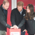 The Cambridges and Prince Harry