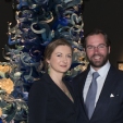 Hereditary Grand Duchess Stephanie and Hereditary Grand Duke Guillaume