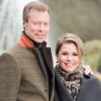 Grand Duke Henri and Grand Duchess Maria Teresa