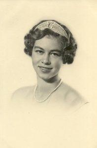 Princess Frederica of Hanover; copyright expired