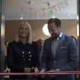 Crown Princess Mette-Marit and Crown Prince Frederik