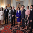 The Swedish and Danish Royals