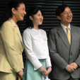 Crown Princess Masako, Princess Aiko and Crown Prince Naruhito