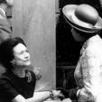 The Duchess of Simpson and Queen Elizabeth II