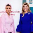 Sheikha Mozah and Queen Maxima