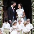 The Middleton-Matthews wedding