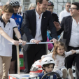 Prince Joachim and his children