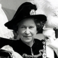 Queen Elizabeth, 1986