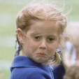 Princess Beatrice of York, 1993