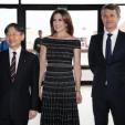 Crown Prince Naruhito, Crown Princess Mary and Crown Prince Frederik