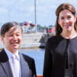 Crown Prince Naruhito and Crown Princess Mary