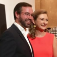Hereditary Grand Duke Guillaume and Hereditary Grand Duchess Stephanie