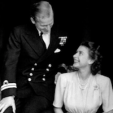 Prince Philip and Queen Elizabeth on their engagement day