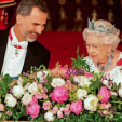 King Felipe and Queen Elizabeth