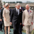 Royals at the Battle of Passchendaele anniversary