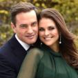 Chris O'Neill and Princess Madeleine