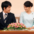 Princess Mako and her fiance