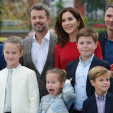 The Danish Crown Princely Family