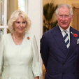 The Prince of Wales and the Duchess of Cornwall