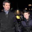 Crown Prince Frederik and Prince Christian