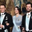 Prince Daniel, Princess Sofia and Prince Carl Philip