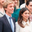 Prince Christian of Hanover and Alessandra de Osma