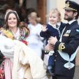 Prince Gabriel's christening