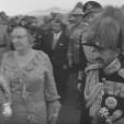 Queen Juliana of the Netherlands and Emperor Haile Selassie of Ethiopia