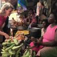 Queen Mathilde in Ghana