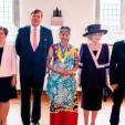 King Willem-Alexander and Princess Beatrix