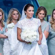 The Swedish Royals attend Louise Gottlieb's wedding