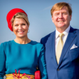 The Dutch King and Queen
