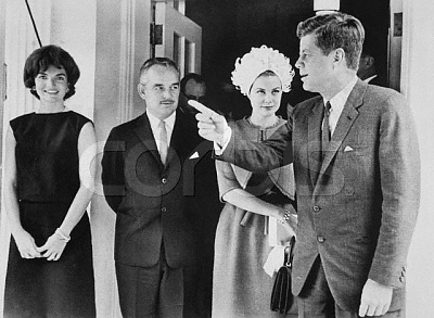 Click image for larger version  Name:Luncheon wth Presindent Kennedy.jpg Views:436 Size:48.0 KB ID:105898