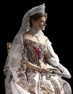 Click image for larger version  Name:Russia Tsarina Alexandra Feodorovna.jpg Views:502 Size:92.5 KB ID:154768