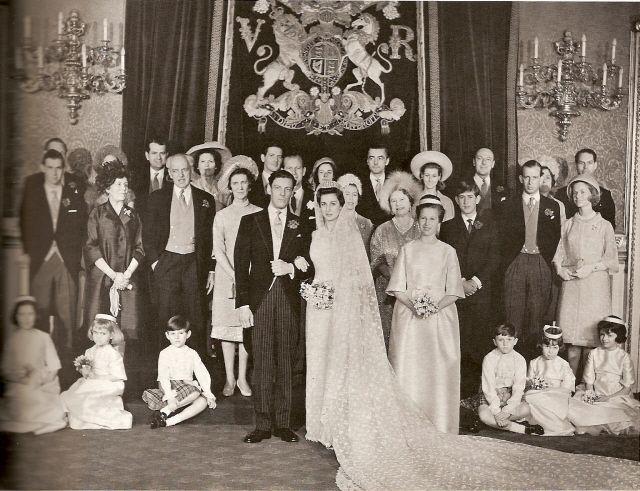 Princess Alexandra of Kent & The Honourable Angus Ogilvy - April ...