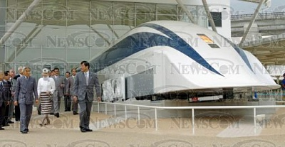 Click image for larger version  Name:Central Japanese Railways Co.'s linear car pavilion.jpg Views:135 Size:25.5 KB ID:167959