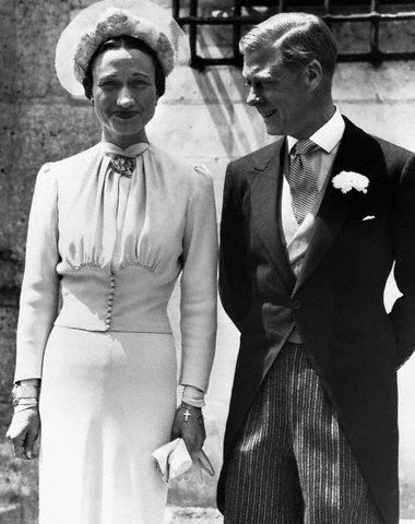 Click image for larger version  Name:Huwelijk Edward VIII & Wallis - 2.jpg Views:1424 Size:38.2 KB ID:172719
